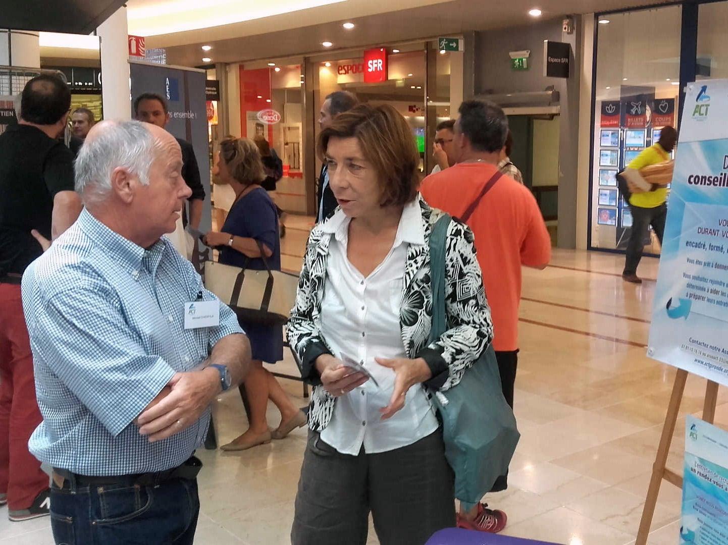 bénévole ACT Gironde